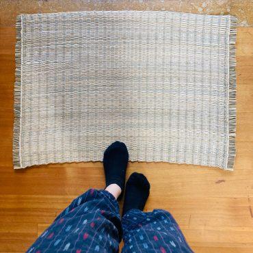 新年度、菅畳で「清々しく」スタートしました。